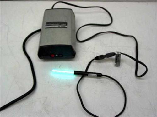 Oriel / Newport 6047 / Hg (A)  Lamp Power Supply & Hg (A) Calibration Pencil Lamp