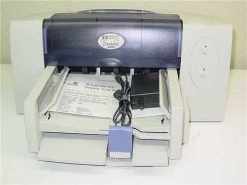 Hewlett Packard C6464A  HP 640C DeskJet InkJet Printer