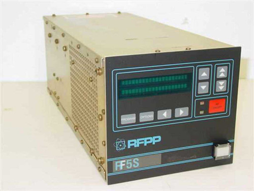 RFPP RF-5S  500 Watt, 13.5 Mhz RF Power Supply Generator