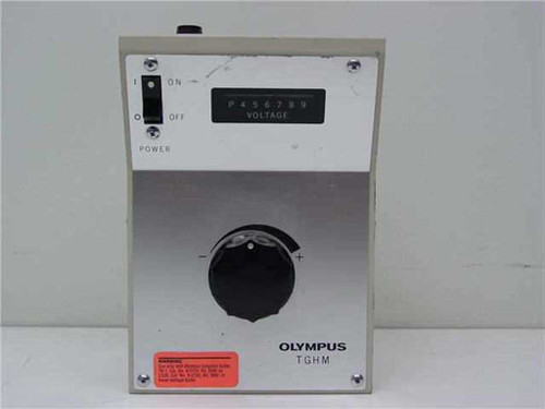 Olympus Optical TGHM  Tungsten Light Transformer