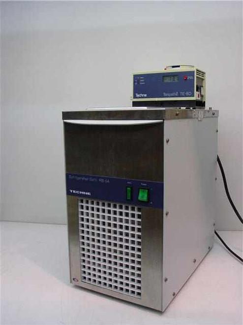 Techne  RB-5A / TE-8D   Refrigerated Water Bath w/ Tempette Digital Bath H