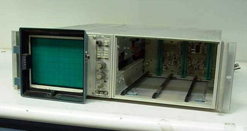 Tektronix 5113  Dual Beam Storage in Rackmount Case - No Power As