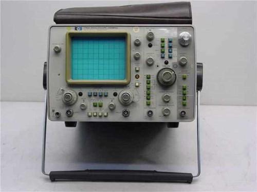 HP  1740A  Oscilloscope, 100 MHz