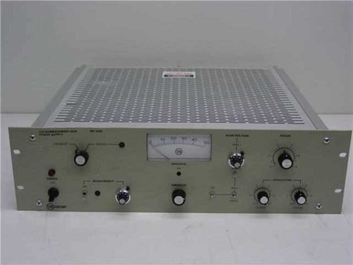 Varian 981-2046  Power Supply Ion Bombardment Gun