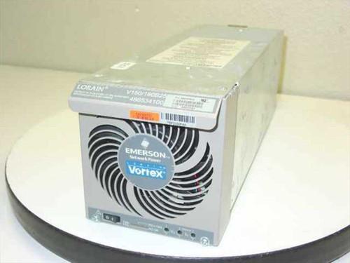 Emerson V150/180B25  486534100 Lorain 150/180 Amp 4275 Watt 24 Volt Pow