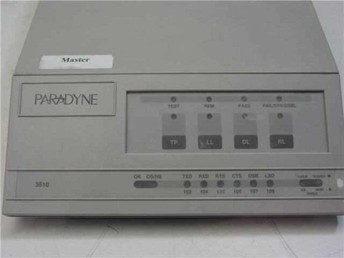 PARADYNE 3510-A1-001  Standalone DSU with Cable