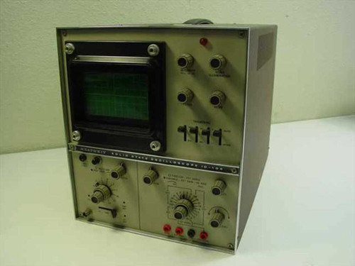 Heathkit Solid State Oscilloscope (IO-104)