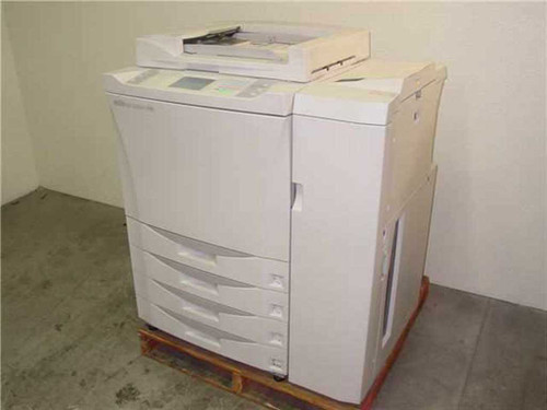 MITA DC-6500  Copier with Sorter