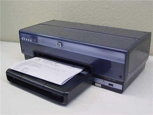 Hewlett Packard C8969A  HP DeskJet 6980 Color inkjet Printer w/USB