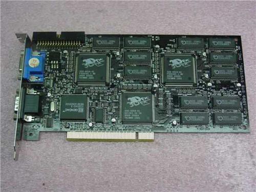 STB 3DFX VOODOO2  INTERACTIVE PCI Video Card