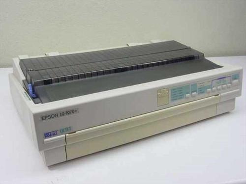 Epson LQ-1070&  Dot Matrix Printer - ESC/P2