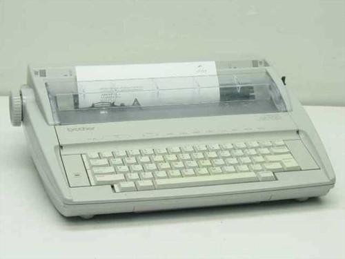 Brother GX-6750  Brother GX-6750 Correctronic Electronic Typewriter