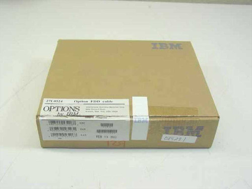 IBM 27l0525  Option FDD cable Thinkpad T Series Laptop