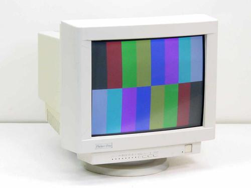 """Shamrock Tech C509-DA  Shamrock Tech C509-DA Flicker-Free 15"""" CRT Monitor"""