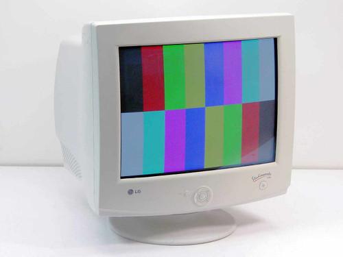 """LG Electronics Inc. CB775C-NA  LG Studioworks 775N 15"""" CRT Monitor"""