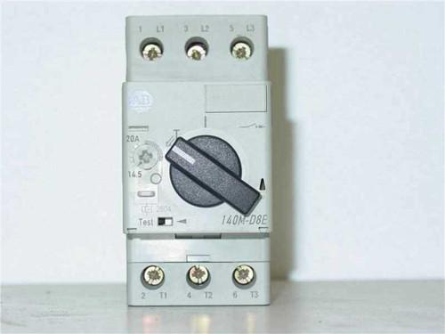 Allen-Bradley 140M-D8E-C20  Manual Motor Controller