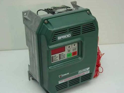Reliance Electric 1SU41003  SP500 VS Drive