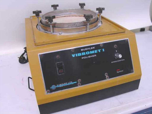 Buehler 67-1525-160  Vibromet I Polisher Lapper 10 Inch Variable Speed