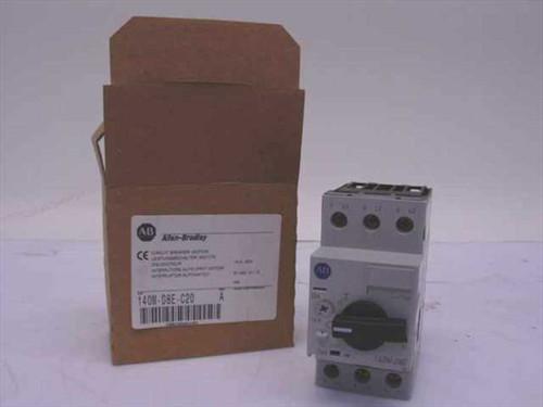 Allen-Bradley 140M-D8E-C20  Circuit Breaker Motor 14.5 20A 21.422.101-12
