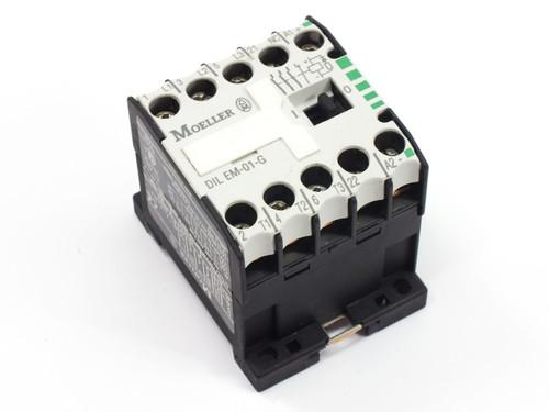 Moeller DIL EM-01-G 3 Pole Contactor