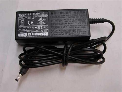 Toshiba AC Adaptor 5VDC 3A Barrel Plug (CEX0107A)