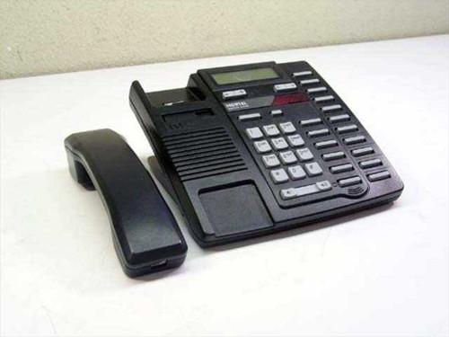 Nortel  M9316CW  Meridian 9000 Phone Black Class Handsfree - As Is