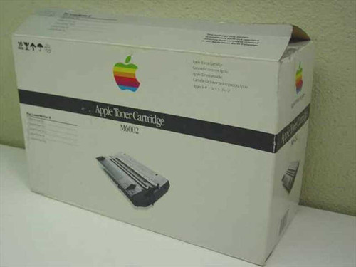 Apple M6002  Apple Toner Cartridge - For LaserWriter II New Ope