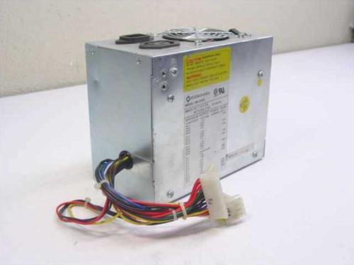 HS Electronics HN-200C  200 Watt Power supply