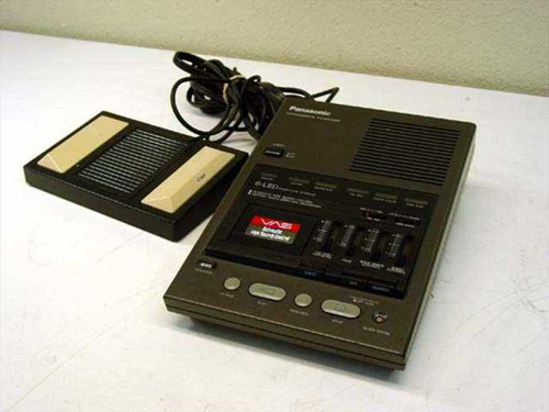 Panasonic RR-970  Microcassette Transcriber - As Is for Parts