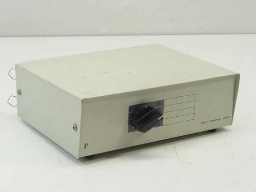 Switch Box 4 Way Switch  Centronics Data Transfer Switch - Parallel Printer