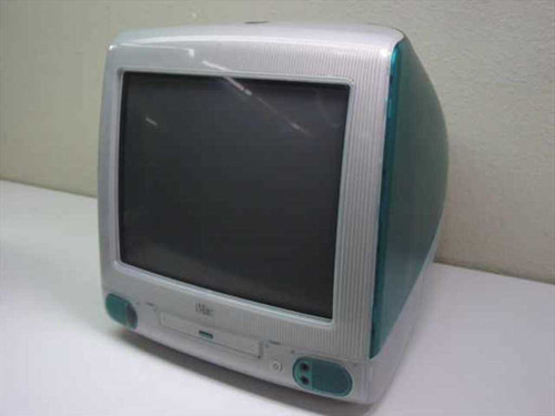 Apple M4984  iMac G3 Blueberry Fruit Colors Power Macintosh - D