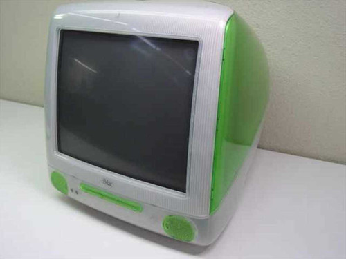 Apple M5521  iMac G3/400MHz Lime Power - Macintosh G - AS IS
