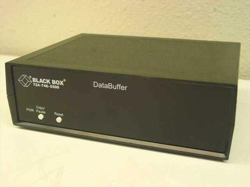 Black Box PI376A  Serial Data Buffer 724-746-5500 - New, No Power Supply