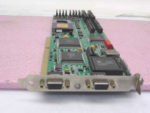 Number Nine PC008200-2  Dual VGA Video Card