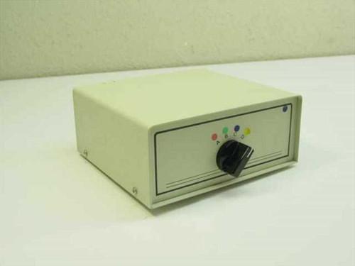 Data Switch 7x6x3  4Way Data Switch