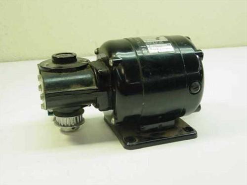 B&B Motor Control NSH-33R  Gear Drive Motor