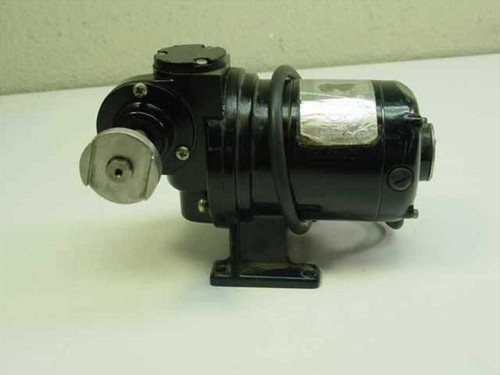 B&B Motor Control NSH-12RG  Gear Drive Motor