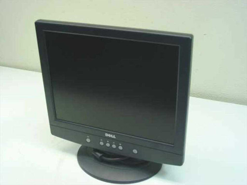"""Dell 8W234  15"""" LCD E151FPd - As-Is"""