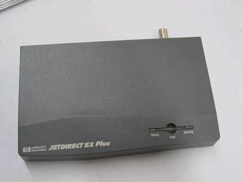 HP JetDirect EX Plus - NO AC Adapter (J2591A)