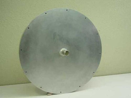 Aluminum 18x14x1.250  Aluminum Flange Adapter