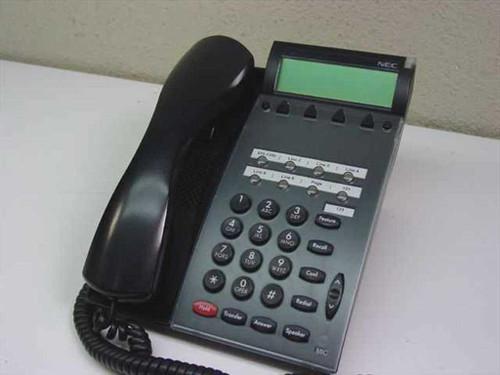 NEC DTU-8-1  Office Phone Black w/LCD