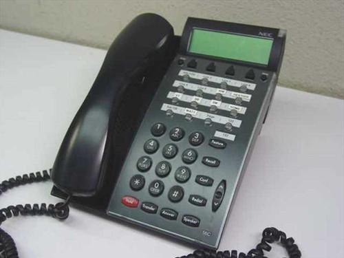 NEC DTU-16D-2  Office Phone Black w/LCD