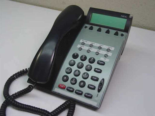 NEC DTU-8D-2  Office Phone Black w/LCD
