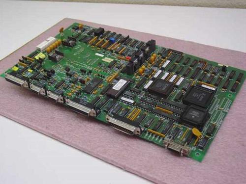 Nicolet 000-8688-04  L/S BTM Top Magnum OBC Board - Needs Repair