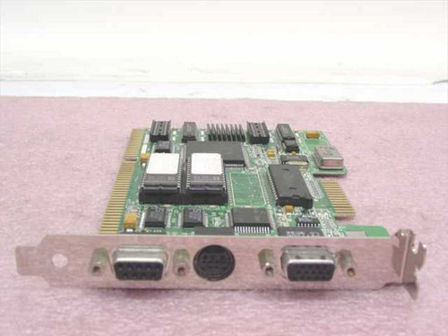 ATI 1090009510  VGA Wonder & Video Card