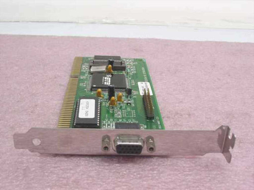 STB Systems 1X0-0318-007  Video Card