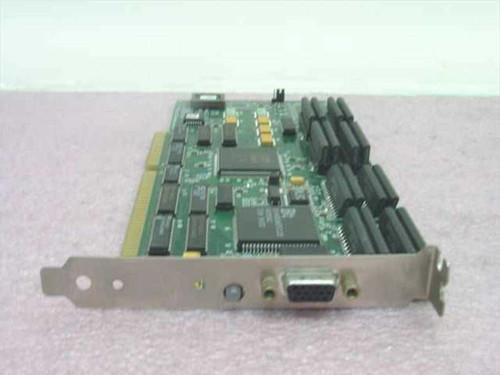 Compaq PC0092i1-2  ISA Video Card Number Nine 9GXE