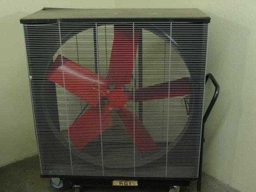 Dayton 3C187D  36In Mobile Air Circulator Fan - HUGE
