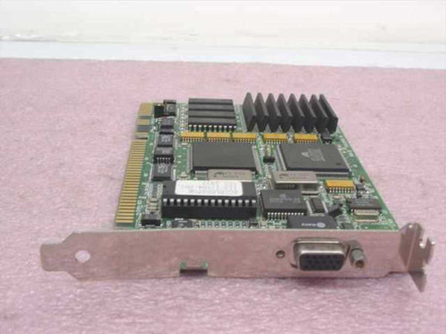 ATI 1090011541  ISA Video Card 1021151343