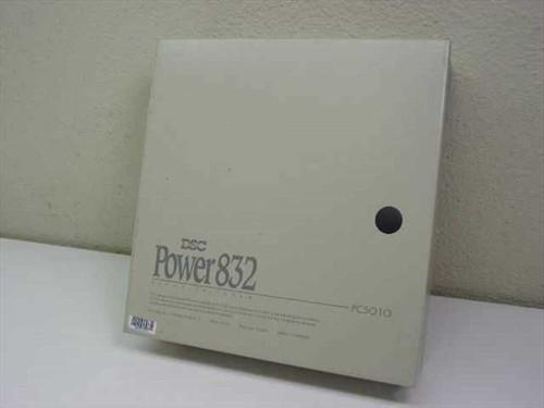 DSC PC5010  Power 832 Security Panel Cabinet - Parts Only, Mis